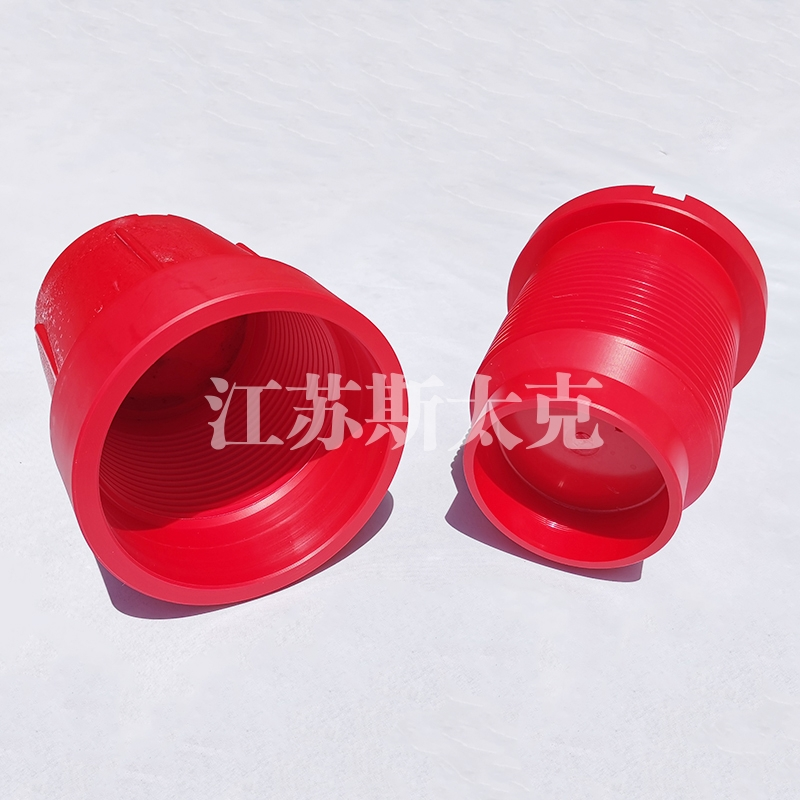 Plastic Thread Protector for Drill Pipe
