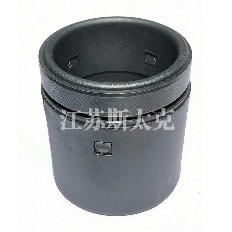Metal-Plastic Thread Protector